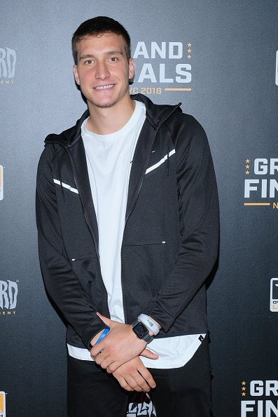 NEW YORK, NY - JULY 28:  Bogdan Bogdanovic attends Overwatch League Grand Finals - Day 2  at Barclays Center on July 28, 2018 in New York City.  (Photo by Matthew Eisman/Getty Images for Blizzard Entertainment )
