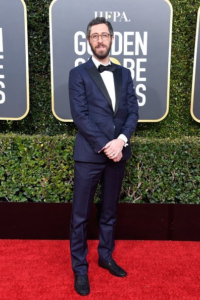 BEVERLY HILLS, CA - JANUARY 06:  Dave Holstein attends the 76th Annual Golden Globe Awards at The Beverly Hilton Hotel on January 6, 2019 in Beverly Hills, California.  (Photo by Frazer Harrison/Getty Images)