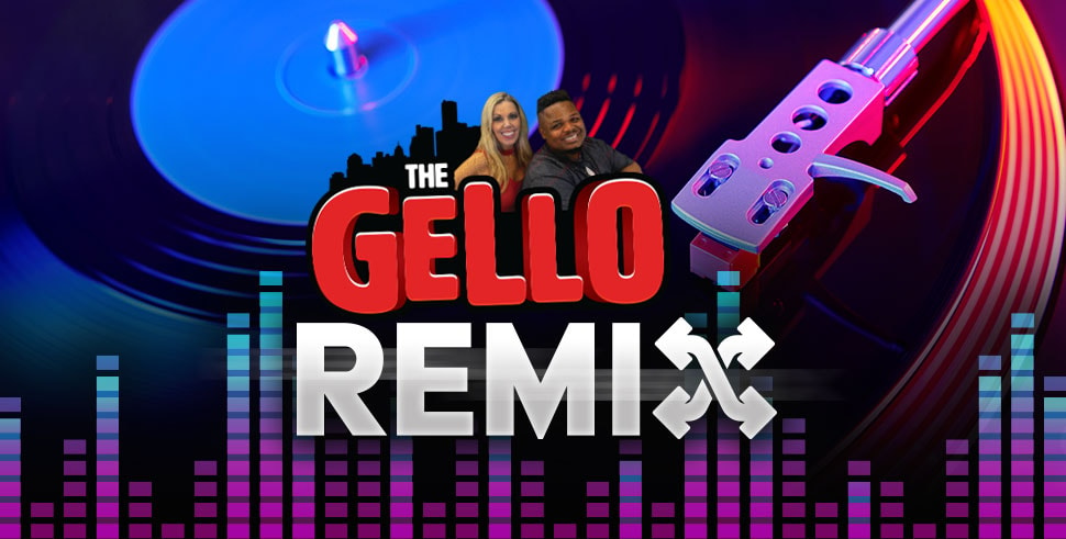 The Gello Remix: Sir Mix A Lot - Baby Got Back l February