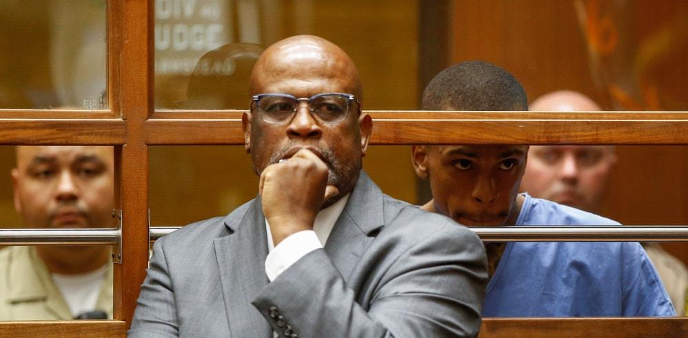 O.J. Simpson's Former Prosecutor Represents Nipsey Hussle ... Oj Simpson Not Guilty Plea