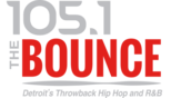 105.1 The Bounce | Detroit's Throwback Hip Hop and R&B