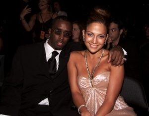 1st Annual Latin Grammy Awards Lopez/Combs separation
