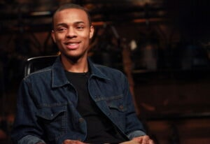 Bow Wow Visits fuse Studios